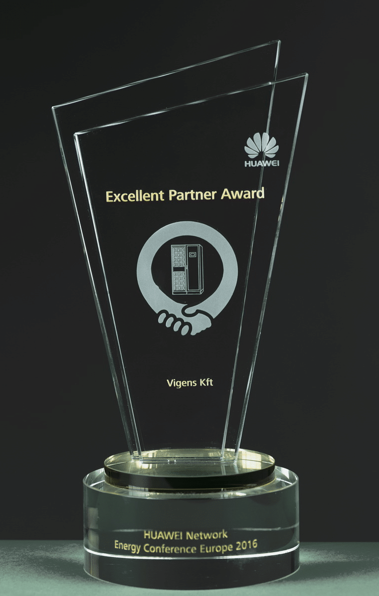 Vigens Huawei díj