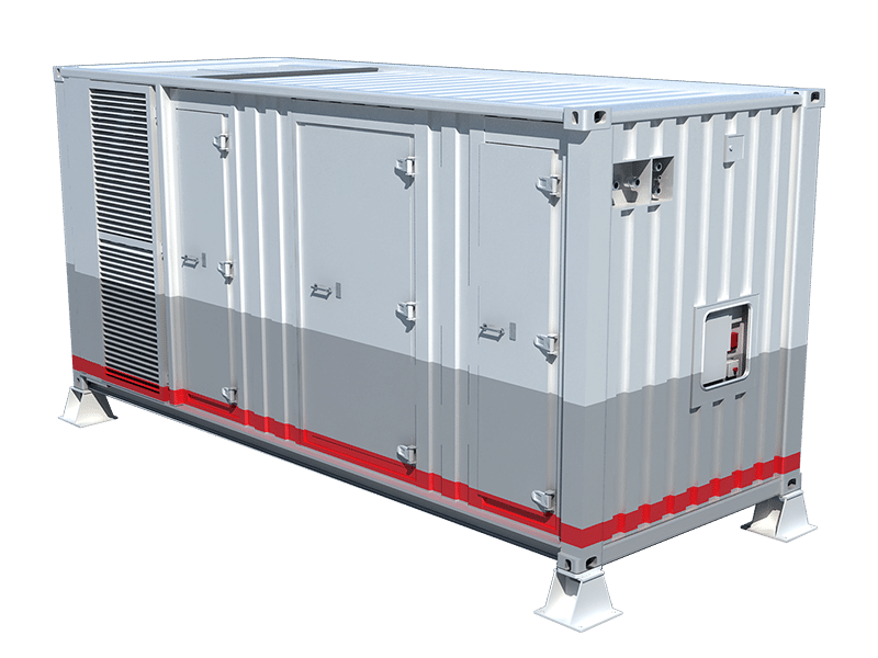 Container DC 20ft